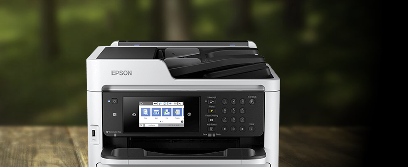 Calculadora de CO2 y emisiones Epson WorkForce