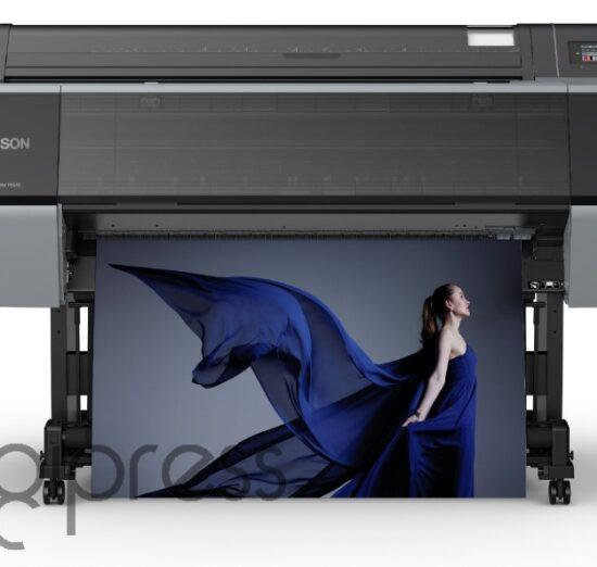 Nuevas impresoras Epson de 12 colores SureColor P7500 y P9500