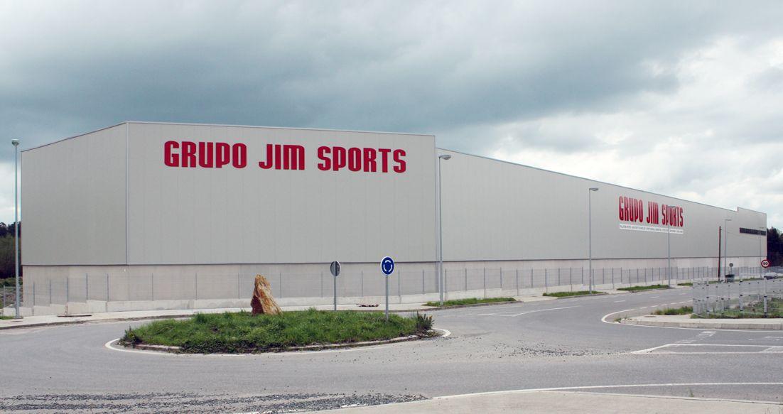 Nave de Jim Sports