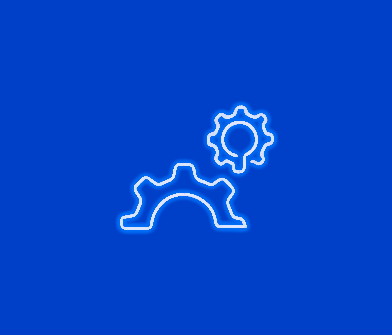 Neon logo 4