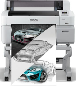 Plotter Epson SureColor-SC-T3200
