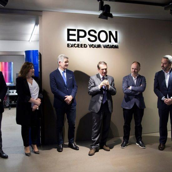 digipress Epson Showroom Experience industria grafica pontevedra vigo