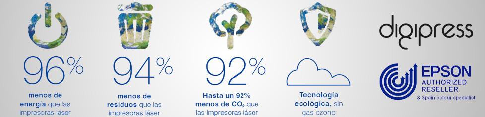 Epson Digipress - Impresion sostenible